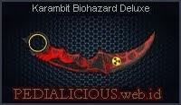 Karambit Biohazard Deluxe