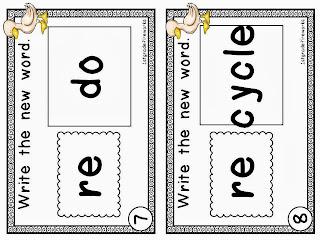 You Quack Me Up ELA & Math for First grade prefixes