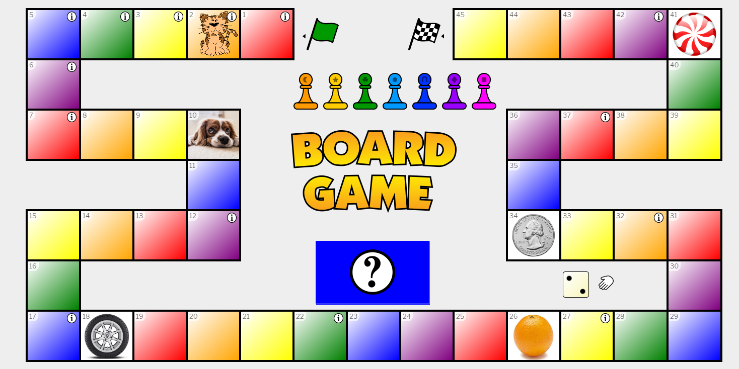 Free Technology for Teachers: How to Create Your Own Online Board Game Inside Card Game Template Maker