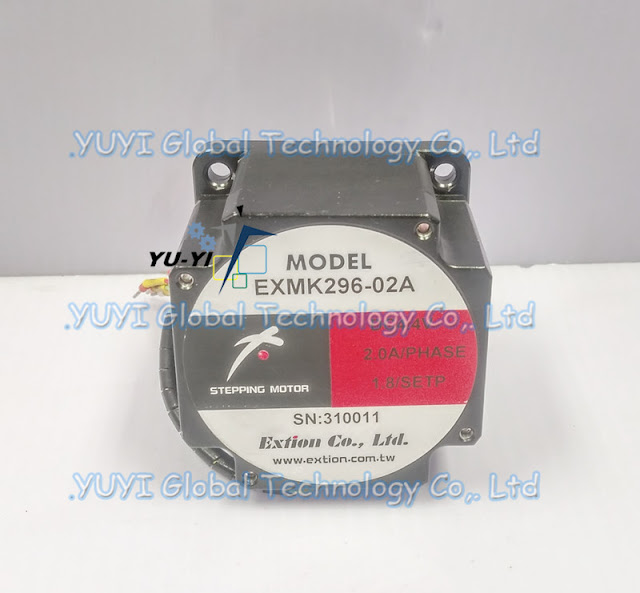 Extion EXMK296-02A STEPPING MOTOR