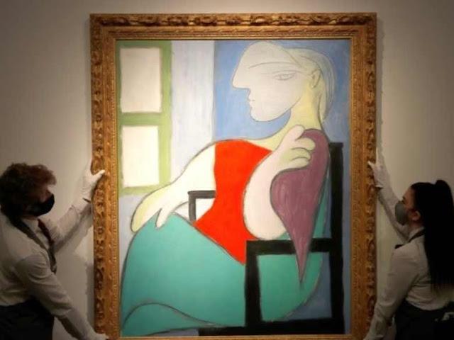 Lukisan Picasso yang Tersimpan di Maine Selama 50 tahun, Terjual