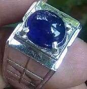 cara merawat batu blue safir ceylon