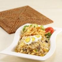 Resep Nasi Goreng Spesial Telur Asin