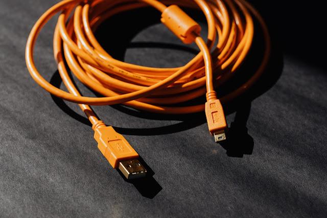 Guna Kabel Yang Berkualiti