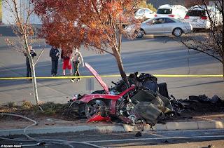 Foto4 Kecelakaan Paul Walker