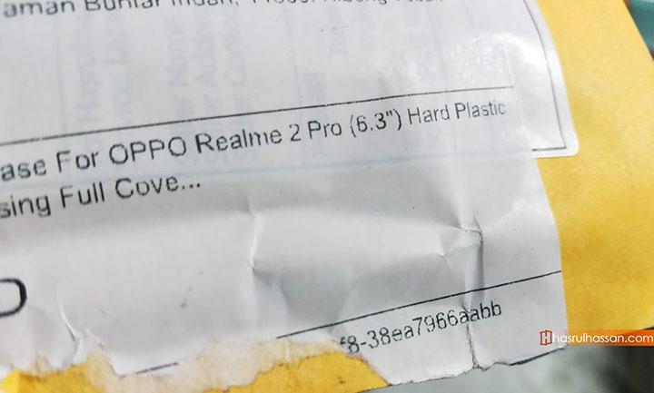 Casing Realme 2 Pro Beli Online