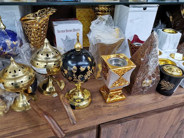 Arabian Village : Terdapat 3000 Produk Dari Timur Tengah Dijual Di Sini
