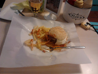 papel hamburguesas