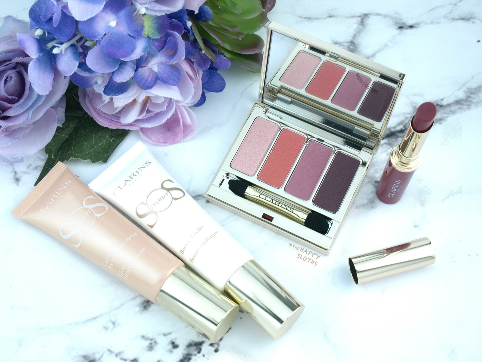 Clarins Spring 2018 Collection: Review and Swatches