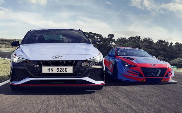 Novo Hyundai Elantra N