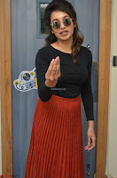 Tejaswini Madivada backstage pics at 92.7 Big FM Studio Exclusive  28.JPG