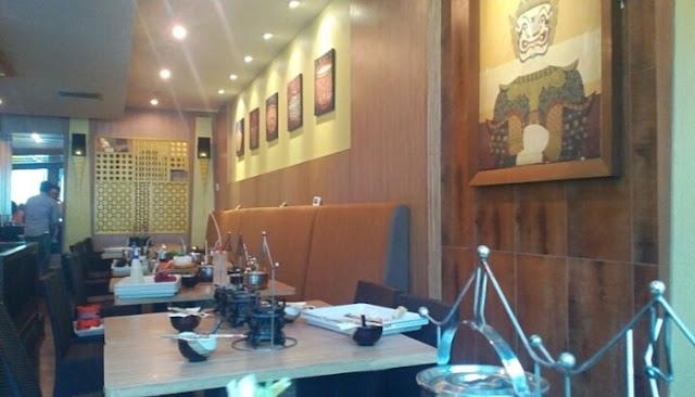 restaurant raacha ciwalk
