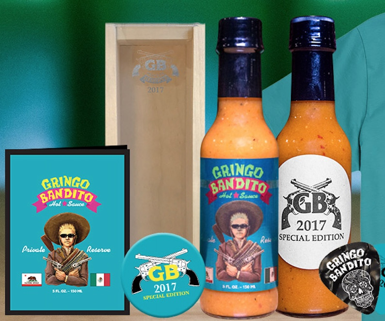 Gringo Bandito Has A New Private Reserve Sauce For 2017