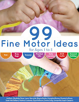 99 Fine Motor Ideas for Ages 1 to 5 from And Next Comes L