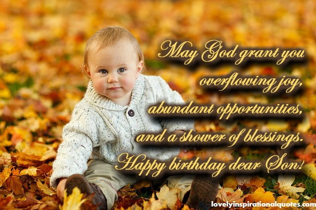 birthday wishes bible verses for son