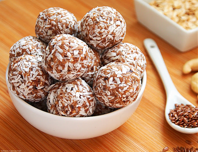 Raw Power Protein Balls