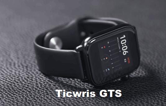TICWRIS GTS New Smartwatch 2020 for $24