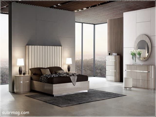 غرف نوم مودرن - احدث غرف نوم  3 | Modern Bedroom - Newest Bedrooms 3