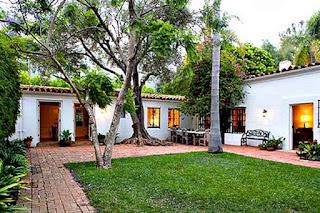 Типичный дом Лос-Анджелес