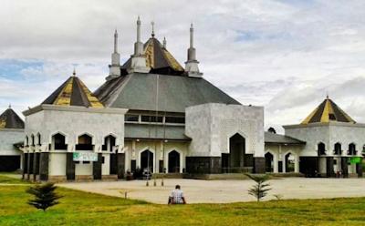 Masjid Islamic Center Baitul Mukhlisin