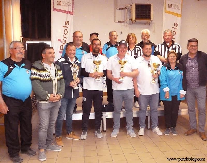 Championnat de l'Hérault de Pétanque 2019