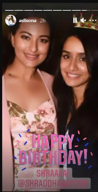 Alia Bhatt to Rajkummar Rao, numerous big names have wished Shraddha Kapoor on her birthday.