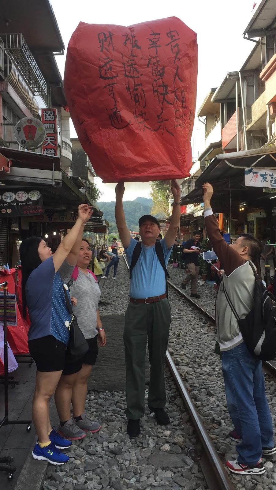 2018 Taiwan Nam Ho: Day 3 - 16/11/2018 Friday 星期五