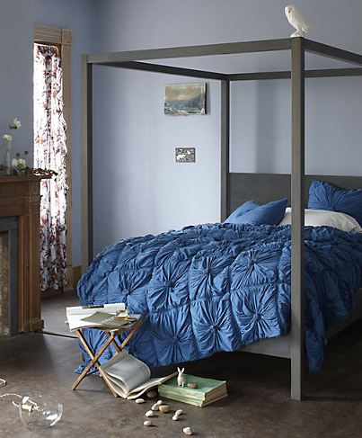 Cheer up this Blue Bedding | Decor Questions