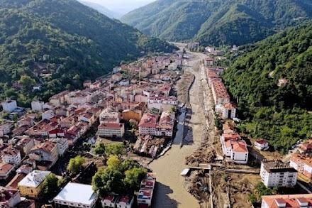 Τουρκία – Στους 58 οι νεκροί από τις φονικές πλημμύρες