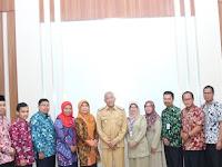 11  Guru Di Sleman Terpilih Wakili Indonesia  Ikuti  Diklat Di  Luar Negeri
