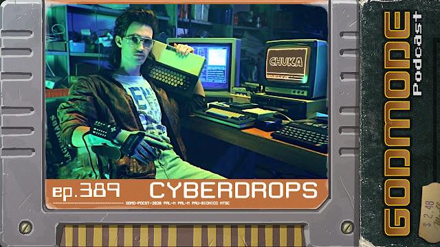 GODMODE 389 - CYBERDROPS