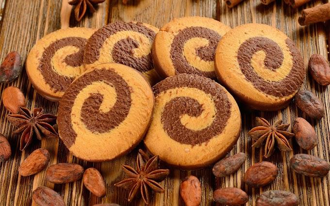 Biscoito, Chocolate, Baunilha, Amanteigado