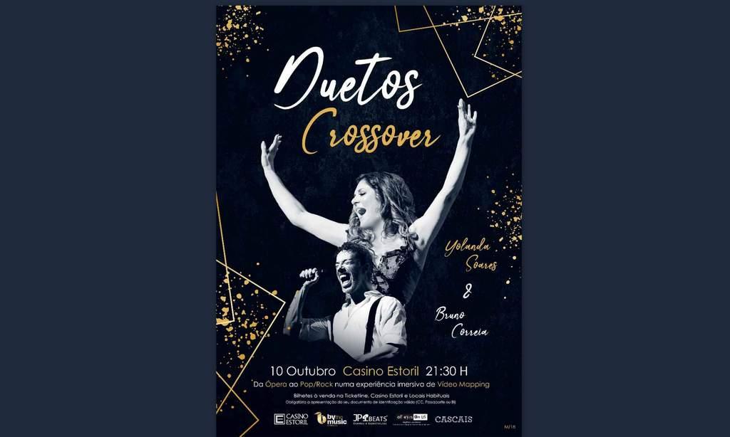 Duetos Crossover  - É muito mais que música , muito mais que voz, muito mais que imagem