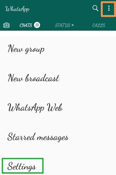 whatsapp me two step verification enable kaise kare
