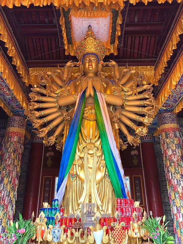 วัดกว่างเหริน (Guangren Temple: 广仁寺)