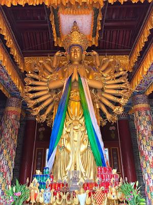 วัดกว่างเหริน (Guangren Temple: 广仁寺) @ www.lilivalentine.com