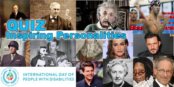 Inspiring Personalities Quiz