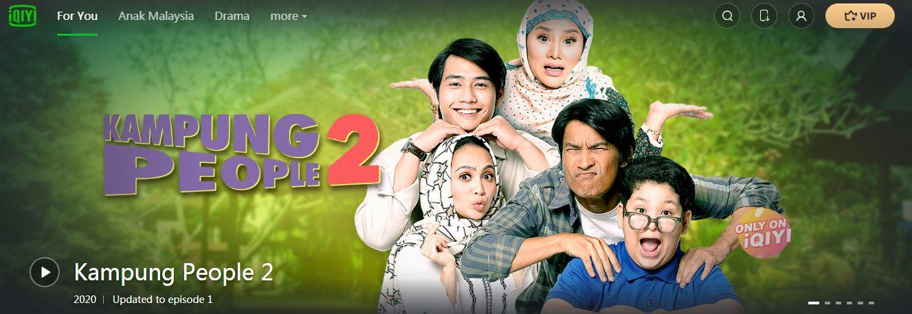 drama kampung people 2