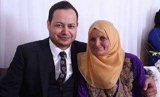بالصور : سمير الوافي ينشر تدوينة مؤثرة جدا إثر إصابة والدته بفيروس كورونا