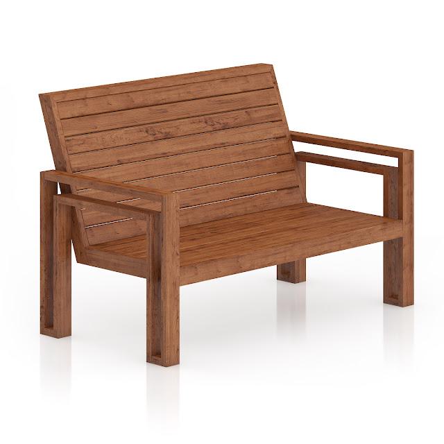 3D model free -  Garden Furniture_07
