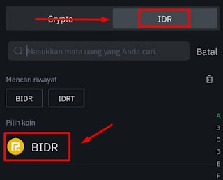 Stable Coin BIDR