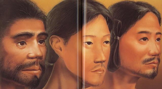 asal-usul bangsa jepang, orang jepang, sejarah jepang