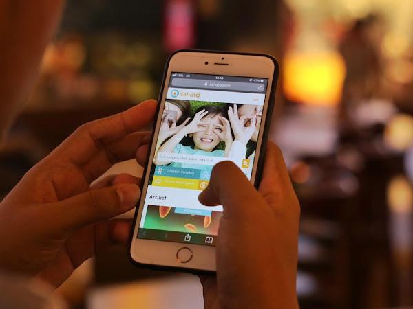'Curhat' Soal Kesehatan Semakin Mudah Dengan SehatQ.com
