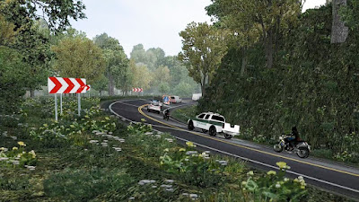 New Colombia Map Mod (Proyecto Mapcol) - ETS2 1.36/1.37