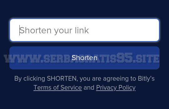 Cara membuat link bit.ly shorten link