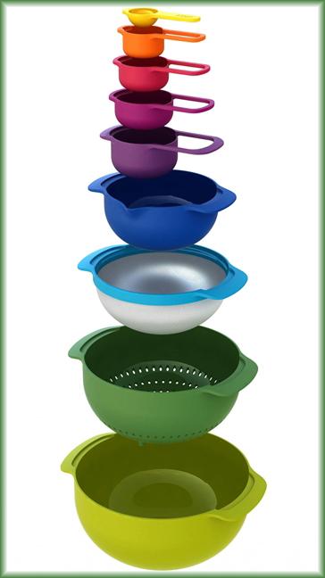 Joseph Joseph bowl set