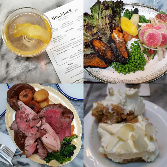 blacklock soho sunday lunch