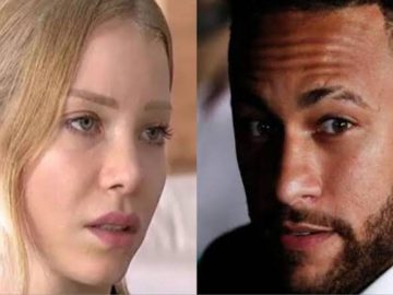 """Ela voltou! Um ano após acusação de abuso, Najila Trindade ataca Neymar: """"covarde"""""""