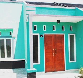 Gambar Warna Cat Rumah Minimalis Dulux
