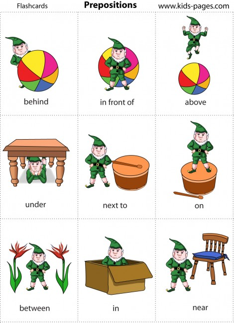 """Preposition In Learn In Marathi All Complate: My Files: Grammar """"Preposition Of Place"""""""